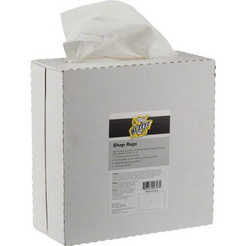 Buzzy's Shop Rags Heavyweight Box/100