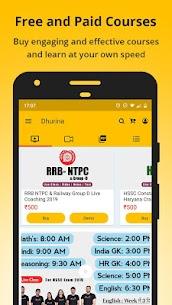 Dhurina – Railway RRB, HSSC, SBI PO, IBPS & SSC 1