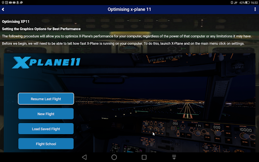 A Guide to X-Plane 11 app (apk) free download for Android/PC