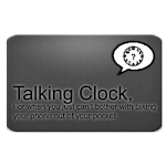 Talking Clock 1.4.4