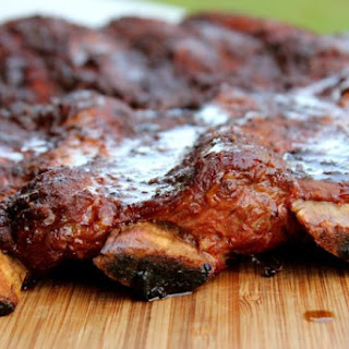 Beef Back Ribs - Prime Rib on a Stick.