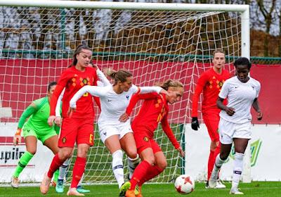 ? La rencontre des Red Flames contre la France en images