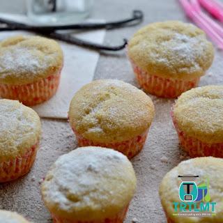 Allergy Friendly Vanilla Cakes.