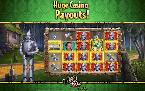 Wizard of Oz Free Slots Casino Mod Apk (Unlimited Coins) 6