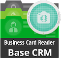 Business Card Reader Base CRM icon