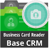 Business Card Reader Base CRM