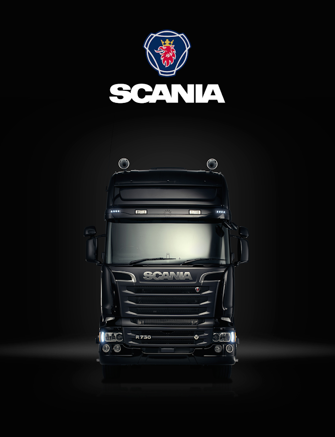 Your Scania Truck Android Apps On Google Play