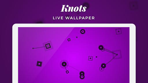 Knots Live Wallpaper app for Android screenshot