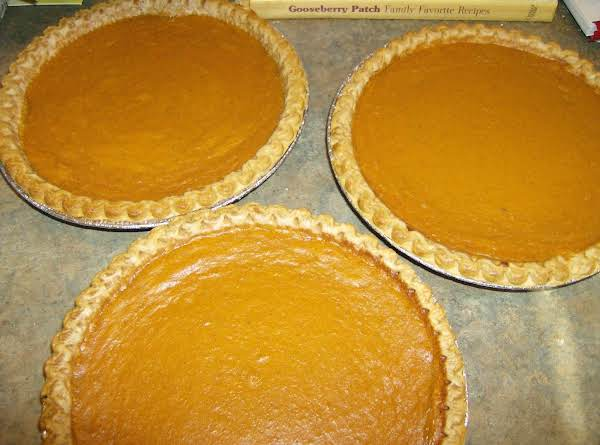 Rose's Sweet Potato Pie Recipe