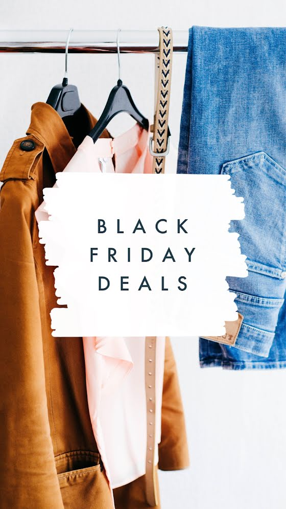 Black Friday Deals - Facebook Story Template
