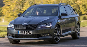 No Brexit blues for this Skoda