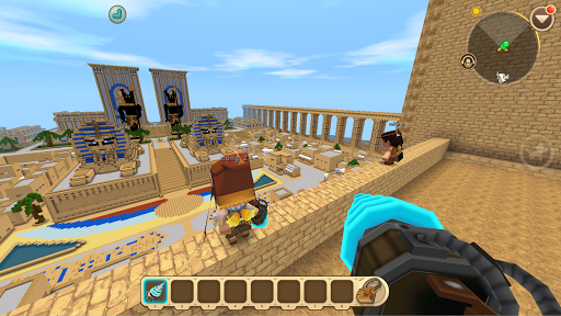 Mini World: Block Art  trampa 2