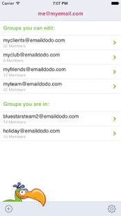 eMailDodo Screenshot 2