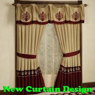 New Curtain Design - náhled