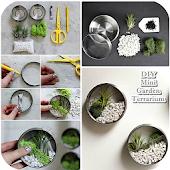 DIY Mini Garden Terrarium Android APK Download Free By EMDE