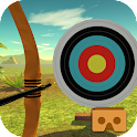 VR Bow and Archer 3D Game icon