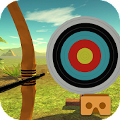 VR Bow and Archer 3D Game