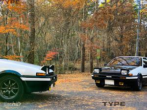 スプリンタートレノ AE86 GT-APEXのカスタム事例画像 イチDさんの2020年11月28日21:39の投稿