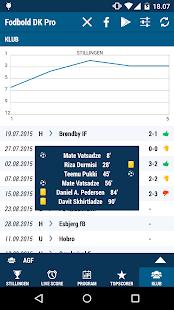 Fodbold DK Pro- screenshot thumbnail