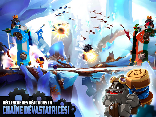 Code Triche Badland Brawl APK MOD screenshots 3