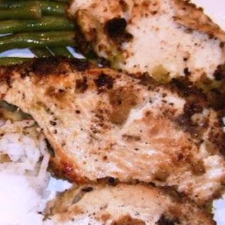 Crispy Garlic Chicken Recipe