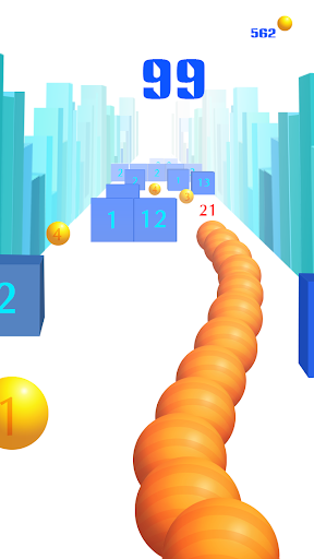 Snake vs Block 3D screenshot 4