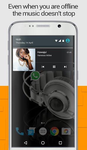 Mdundo - Free Music 9.1 Screenshots 3