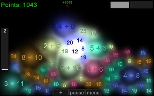 Bubbler - Mental Math