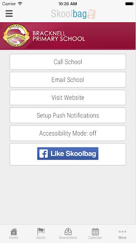 android Bracknell Primary School Screenshot 3