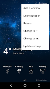 TCL Weather screenshot 4
