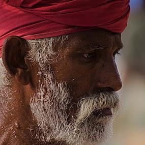 Watch by Debatosh Chakraborti - People Portraits of Men ( face, fashion, men, people, protraits )
