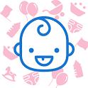 Baby Tracker. Breastfeeding Log & Nursing - MeGrow icon