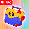 Tick Brawl Stars Box Simulator icon