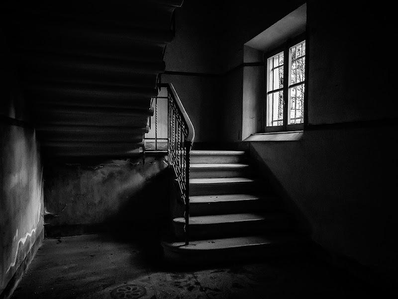 Casa abbandonata di Roberto Di Patrizi