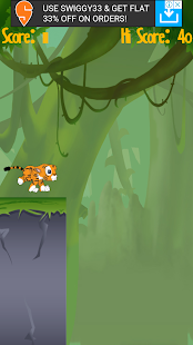 Tiger Rush - African Jungle Safari - náhled