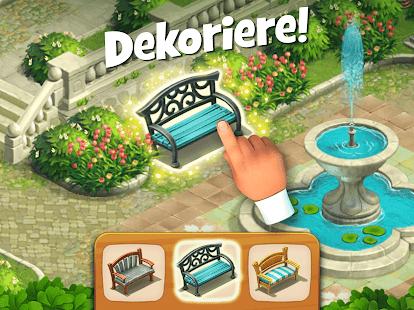 Gardenscapes kostenlos spielen