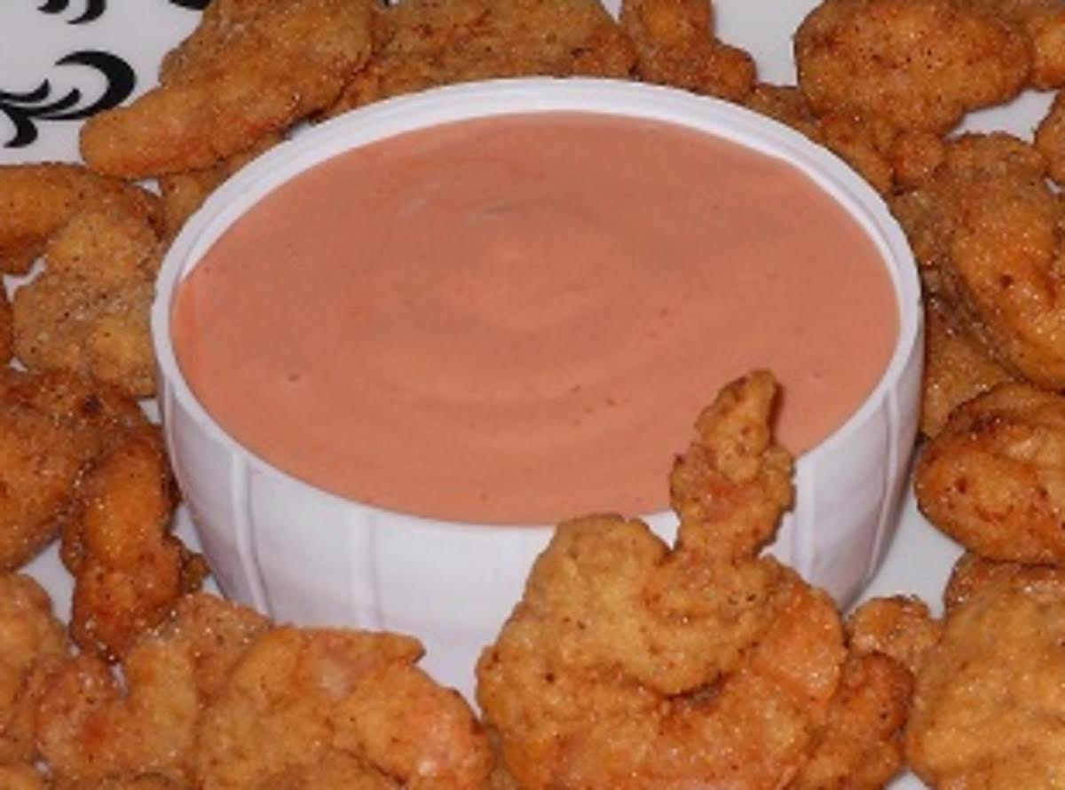 Fried Seafood Dipping Sauce