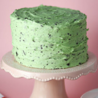 Mint Chocolate Chip Cake Recipes