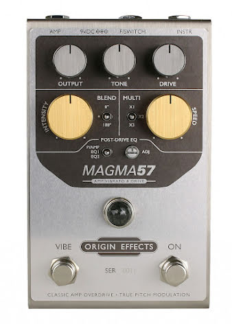 Origin Effects MAGMA 57 Amp Vibrato & Drive