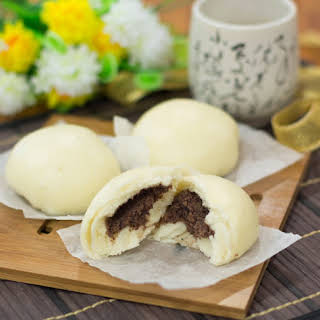 Red Bean Pao.