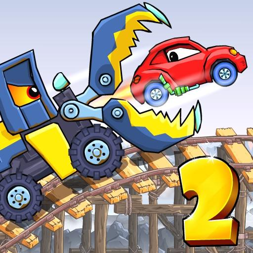 Car Eats Car 2 - Racing Game