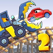 Car Eats Car 2 - Racing Game