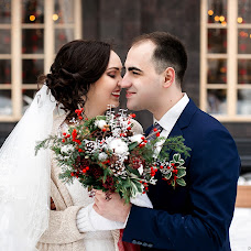 Wedding photographer Anastasiya Fedyaeva (fedyaevapro). Photo of 26.02.2018