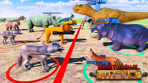 Beast Animal Kingdom Battle: Epic Battle 1.2 screenshots 4