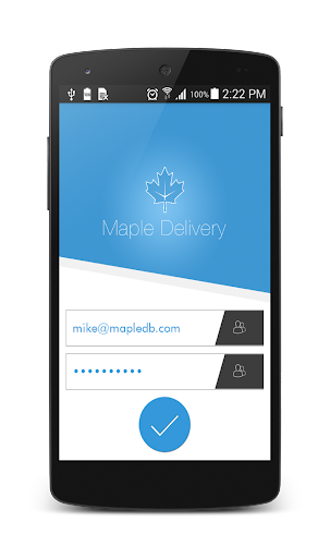 Maple Deliveryboy