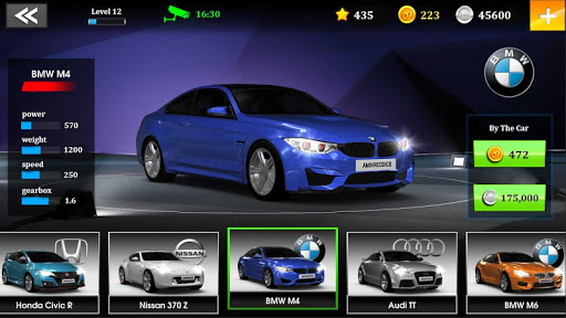 GT: Speed Club - Drag Racing / CSR Race Car Game 1.5.30.165 screenshots 1