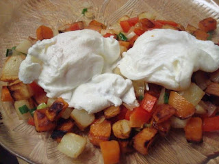 Sweet Potato Hash Recipe