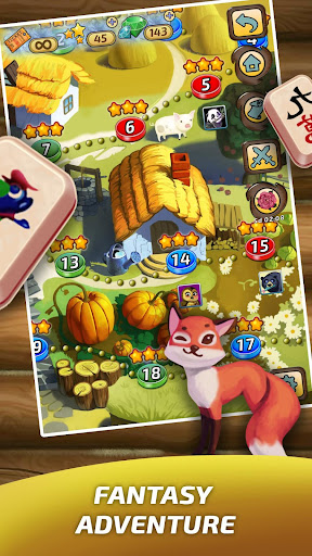 Mahjong Village screenshot 9