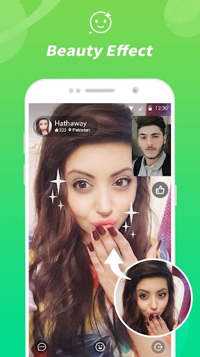 LivU: Meet new people & Video chat with strangers 01.01.28 screenshots 2