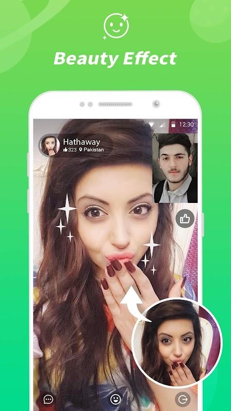 LivU: Meet new people & Video chat with strangers screenshots